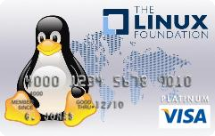 The Linux Foundation Card